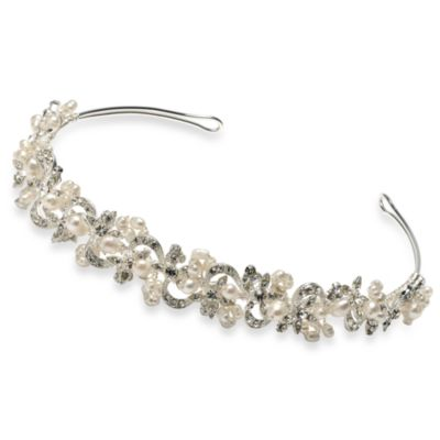 Priscilla Pearl Wedding Headband