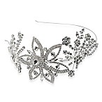 Extravagance Rhinestone Wedding Headband