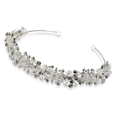 Eternity Swarovski Crystal Wedding Headband