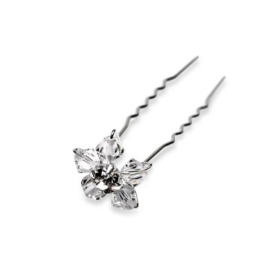 Swarovski Crystal Floret Hair Pin