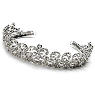 Kate Middleton Cubic Zirconia Wedding Tiara