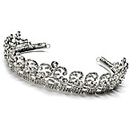 Kate Middleton Cubic Zirconia Wedding Tiara