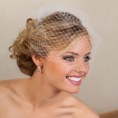 Russian Cage Veil Bridal Accessories