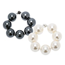 Hot Girl Pearls Cooling Bracelet - 8.25-Inch
