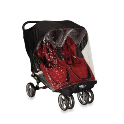 Baby Jogger™ City Mini/Mini GT Double Rain Canopy