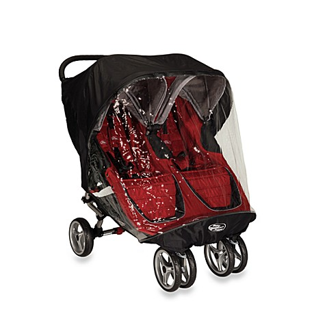 Baby Jogger® City Mini/Mini GT Double Rain Canopy