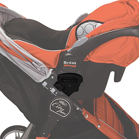 baby jogger britax b safe car seat adaptor bed bath beyond. Black Bedroom Furniture Sets. Home Design Ideas