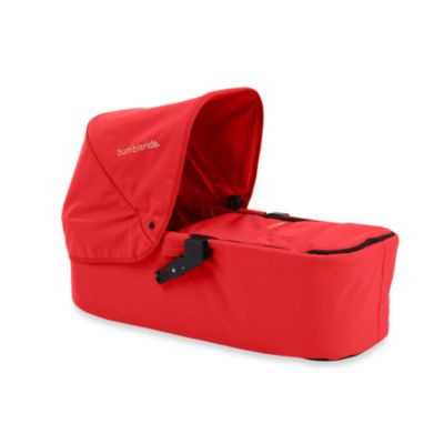 Bumbleride® Indie Carrycot in Cayenne Red