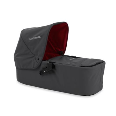 Bumbleride™ Indie Carrycot in Fog Grey