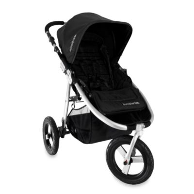 Indie Stroller in Jet Black