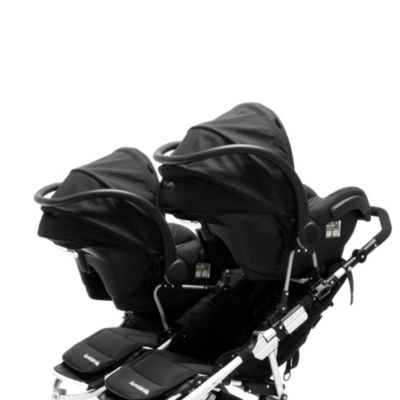 Indie Twin Car Seat Adapter Double Strollers