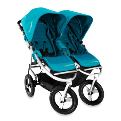 Aquamarine Twin Stroller