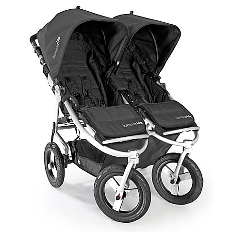 Bumbleride™ Indie Twin Stroller in Jet Black