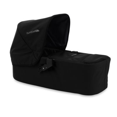 Bumbleride™ Indie Twin Carrycot in Jet Black