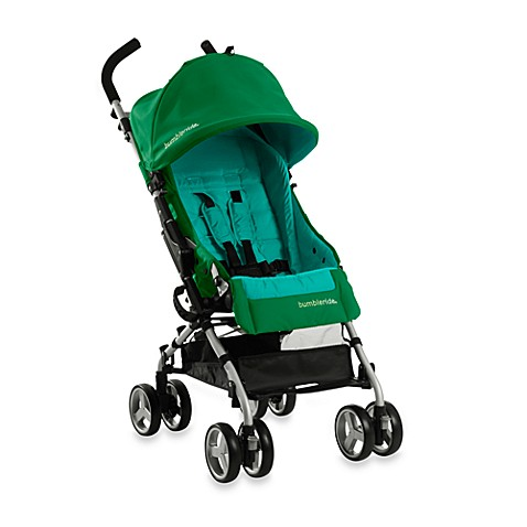 Bumbleride™ Flite Stroller in Green Papyrus
