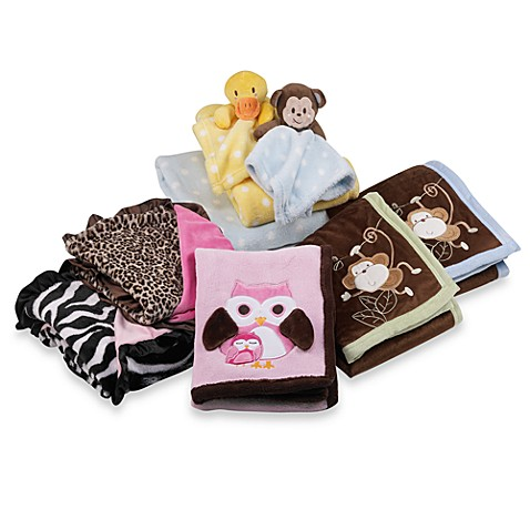 S.L. Home Fashions Baby Blankets