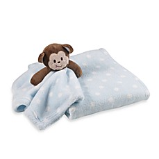 S.L. Home Fashions Baby Blanket in Monkey