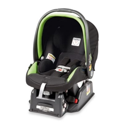 Peg Perego Primo Viaggio SIP 30/30 Infant Car Seat in Nero Energy