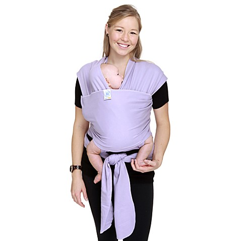 Moby® Wrap Originals Baby Carrier in Lilac