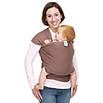Moby® Wrap Moderns Baby Carrier in Cafe