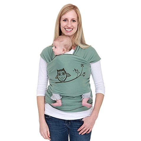 Moby® Wrap Designs Baby Carrier in Owl