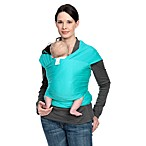 Moby® Wrap UV Baby Carrier in Turquoise