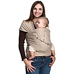 Moby® Wrap UV Baby Carrier in Almond Blossom