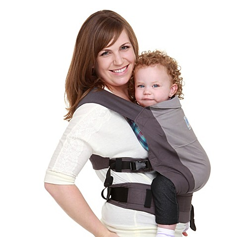 Moby® GO Wrap Originals Baby Carrier in Grey