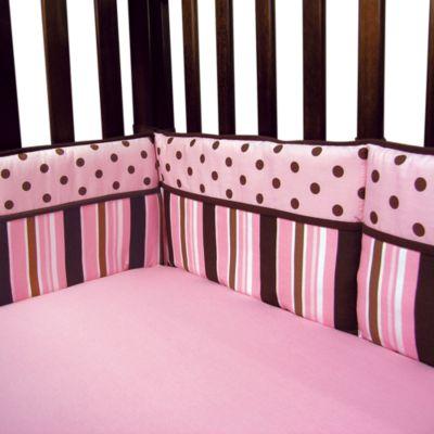Maya Dot Crib Bedding
