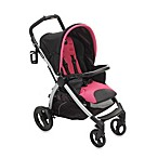 Peg Perego Book Stroller in Fucsia