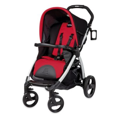 Peg Perego Book Stroller in Flamenco