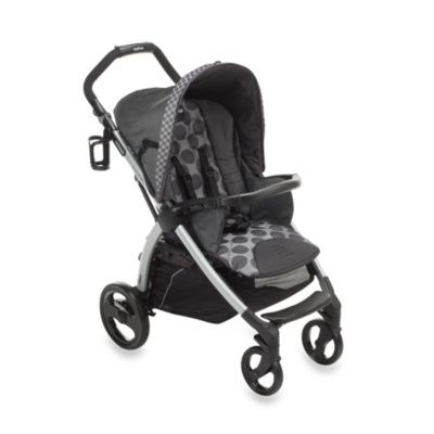 Peg Perego Book Stroller in Pois Grey