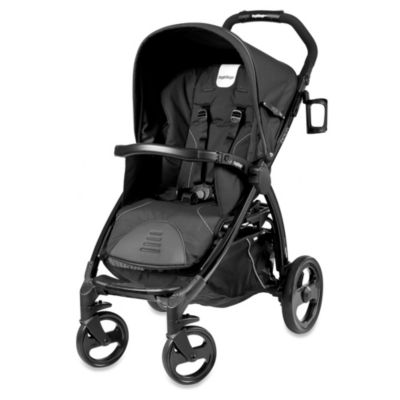 Peg Perego® Book Stroller in Nero Reflect