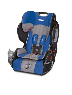Booster Seats > Recaro® Performance Sport Harness to Booster Car Seat in Sapphire