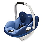 Maxi Cosi® Prezi® Infant Car Seat in Reliant Blue with White Handle