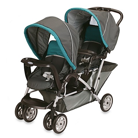 Graco® DuoGlider™ Classic Connect™ Stroller in Dragonfly™
