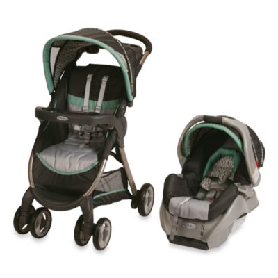 Graco® FastAction™ Fold Classic Connect™ Travel System in Richmond™