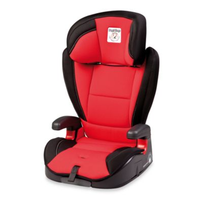 Peg Perego Viaggio HBB 120 Booster Seat in Red