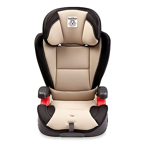 Peg Perego Viaggio HBB 120 Booster Seat in Crystal Beige