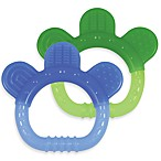 green sprouts® by i play.® Sili Paw Boys Teether  (2-Pack)