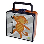 Itzy Ritzy™® Lunch Happens™ Bento Lunch Box in Monkey