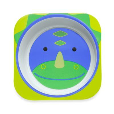 SKIP*HOP® Zoo Melamine Bowl in Dino