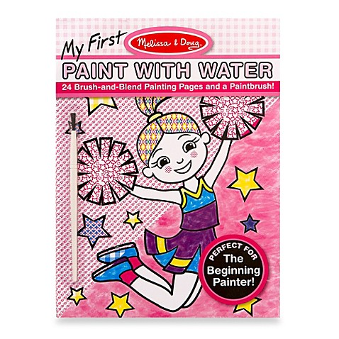 Melissa & Doug® My First Paint with Water in Pink