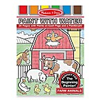 Melissa & Doug® My First Paint with Water in Farm