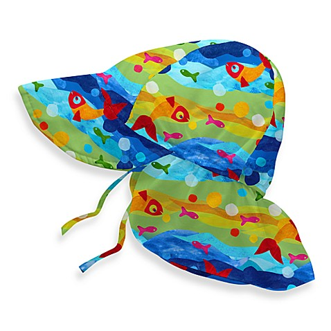 i play. ® Goldfish Flap Sun Hat - Toddler