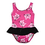 i play.® Mod Ultimate Swim Diaper Kitty Skirty Tanksuit