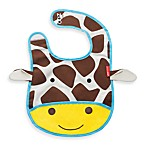 SKIP*HOP® Zoo Tuck-Away Bibd in Giraffe