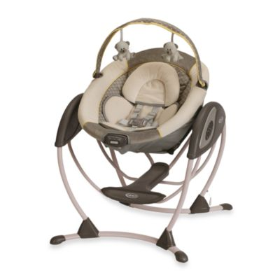 Graco® Glider LX™ Gliding Swing in Peyton