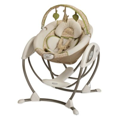 Graco® Glider LX™ Gliding Swing in Raffy