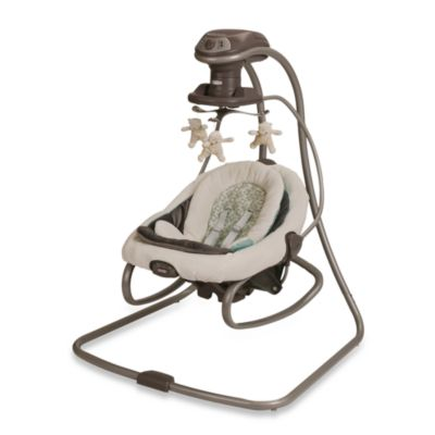 Graco® DuetSoothe™ Swing and Rocker